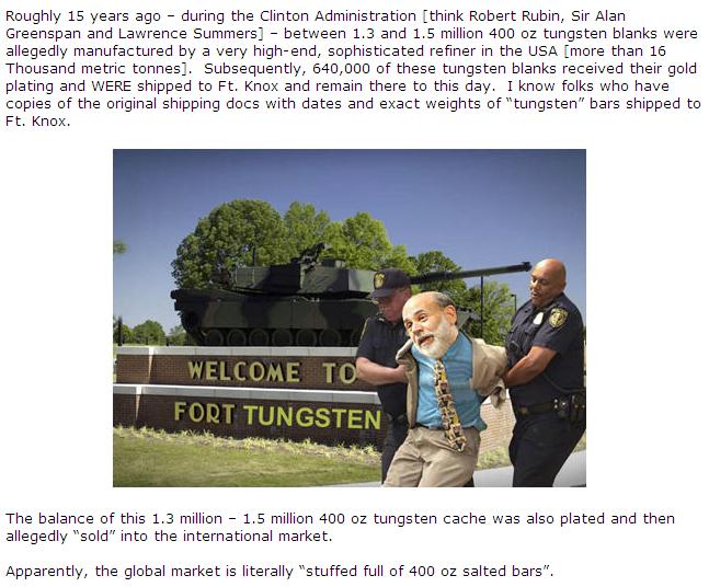 Bernanke de crimineel